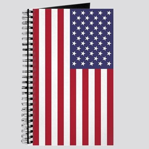 USA flag - Authentic high quality version Journal